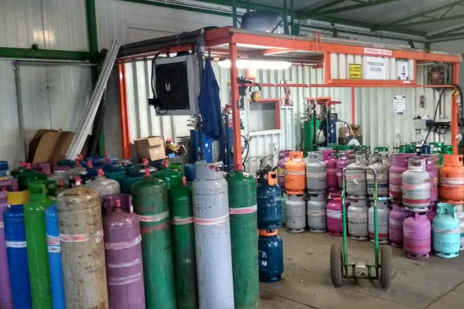 Do Stacji Lpg Trafial Gaz Grzewczy Zamiast Napedowego Zatrzymano