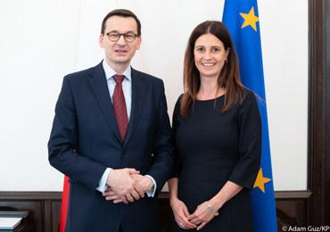 """Danuta Dmowska-Andrzejuk kandydatką na minister sportu. Morawiecki pisze o """"złotych rękach do sportu"""""""