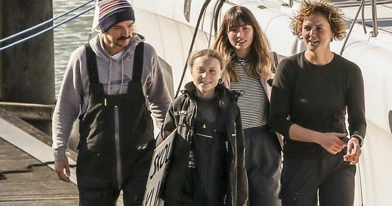 16-letnia Szwedka Greta Thunberg, która dopłynęła katamaranem do Lizbony po 21-dniowej podróży przez Atlantyk, zapewniła, że dalej będzie podróżować po świecie, by uświadamiać ludzi o istniejącym zagrożeniu dla klimatu.