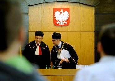 """Smutne pożegnanie sędziów Trybunału Konstytucyjnego. """"Został wykorzystany przez polityków"""""""