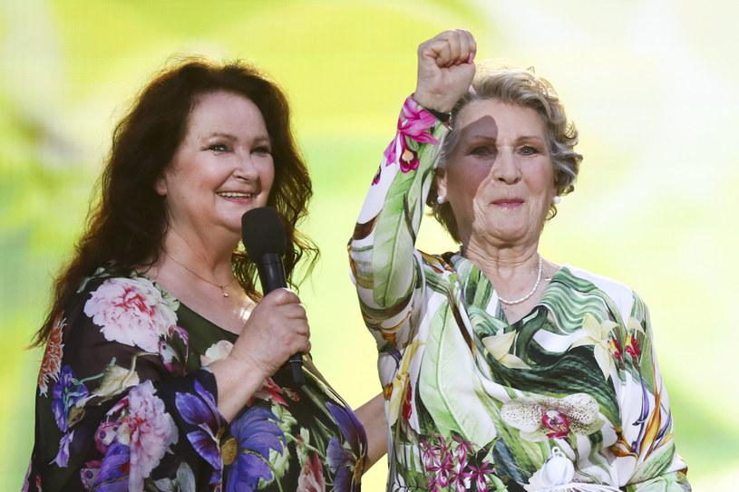 """Anna Dymna, wybitna polska aktorka oraz założycielka Fundacji """"Mimo Wszystko"""", w piękny sposób podziękowała wszystkim ludziom, którzy mimo trudnych czasów, wciąż pragną pomagać."""