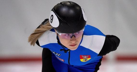 Rafał Anikiej zajął siódme miejsce, zaś Natalia Maliszewska była 10. na dystansie 500 m w zawodach Pucharu Świata w short tracku w Szanghaju. Reprezentantka Polski została zdyskwalifikowana w półfinale.