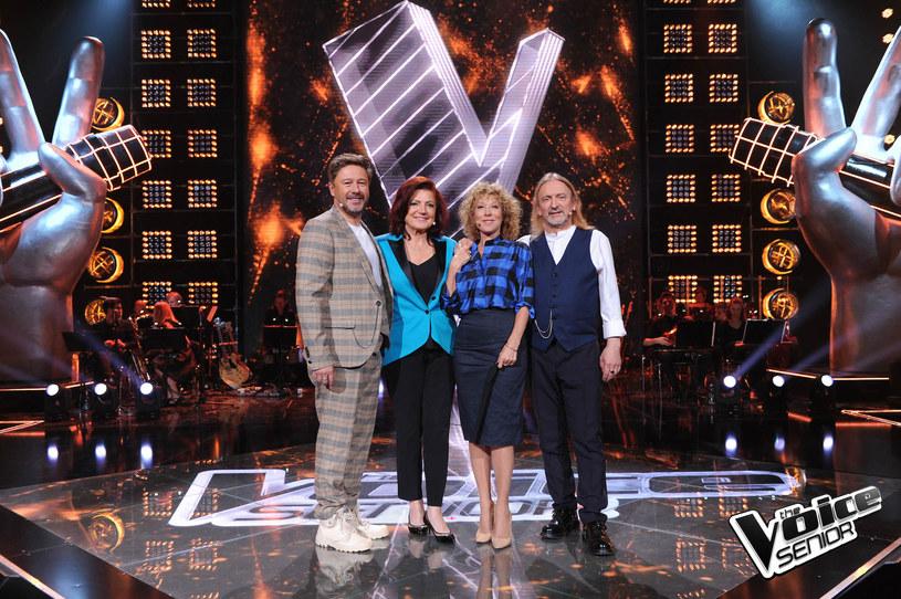 """7 grudnia widzowie TVP2 mogli obejrzeć dwa pierwsze odcinki """"The Voice Senior"""". Po starcie nowego formatu w sieci pojawiło się mnóstwo pozytywnych komentarzy na temat samego show, jurorów oraz jego uczestników."""