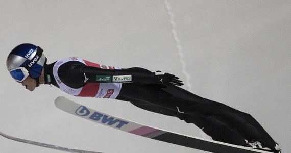 Austriak Stefan Kraft wygrał w rosyjskim Niżnym Tagile konkurs Pucharu Świata w skokach narciarskich. Drugie miejsce zajął Szwajcar Kilian Peier, a trzeci był Japończyk Ryoyu Kobayashi. Najlepszym z Polaków był Kamil Stoch, który zajął 15. miejsce.