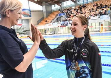 Świetne wyniki na Otylia Swim Cup w Szczecinie. Najlepsze czasy w historii!