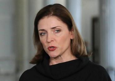 Małgorzata Kidawa-Błońska potwierdza: Joanna Mucha wystartuje na szefa PO