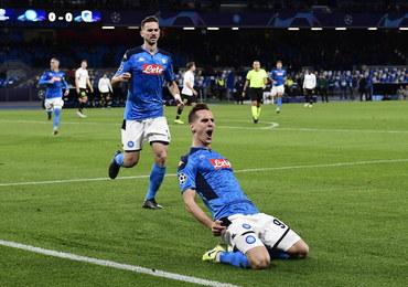 Liga Mistrzów: Arkadiusz Milik z hattrickiem w starciu Napoli z KRC Genk!