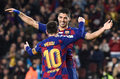 Primera Division. Prezydent FC Barcelona Josep Maria Bartomeu wręczył hojne prezenty członkom drużyny