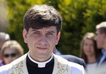 """Ks. Tymoteusz Szydło chce odejść ze stanu duchownego. """"Moja reputacja zdruzgotana przez plotki"""""""
