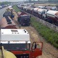 Na ograniczeniu ruchu ciężarówek traci gospodarka