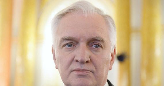 """""""Rz"""": Porozumienie Jarosława Gowina ma nowego posła"""