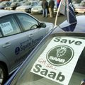 Saab ofiarą Gangster Motors