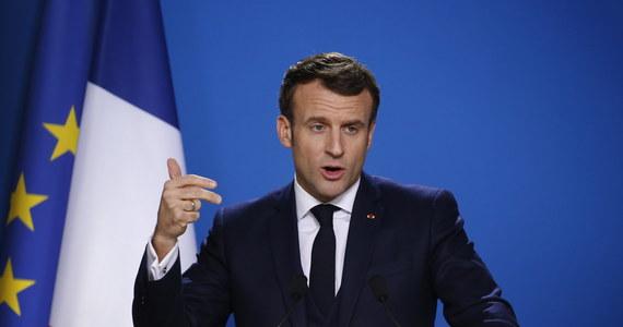 Ambasador Francji: Prezydent Macron nikomu nie groził