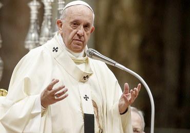 """Papież Franciszek jest księdzem już 50 lat. """"Jestem księdzem i to lubię"""""""
