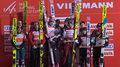 Polacy wygrywają konkurs drużynowy w Klingenthalu! Wideo