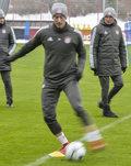 Bayern. Robert Lewandowski zrównał się golami z Heynckesem. Polak komentuje