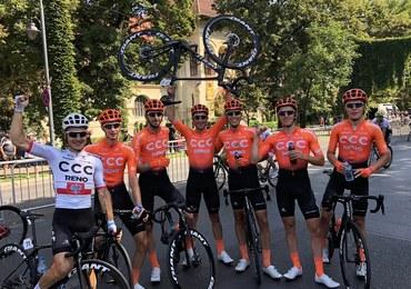 CCC Development Team. Ostatni krok przed kolarską Ligą Mistrzów