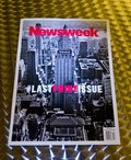 """Drukowany """"Newsweek"""" ma ponownie pojawić się na początku 2014 r."""