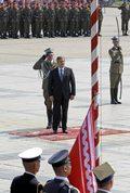 Prezydent Komorowski: Nakłady na Siły Zbrojne będą podniesione