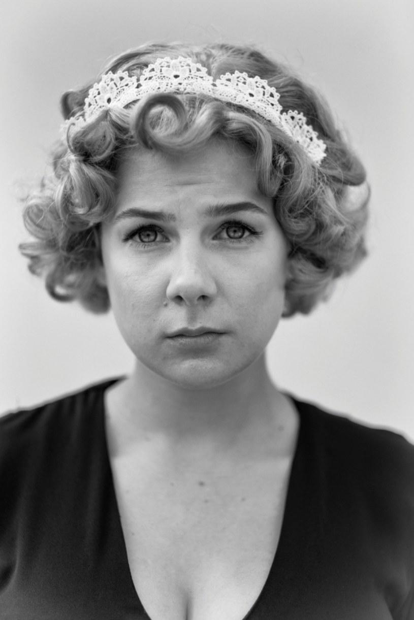 """Marta Wierzbicka, była gwiazda serialu """"Na Wspólnej"""", debiutuje na kinowym ekranie. W obrazie """"Pan T."""" 28-latkę zobaczymy w epizodycznej roli kelnerki."""