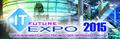 III edycja IT Future Expo 2015! Największa impreza targowa B2B branży informatycznej w Polsce, ponownie w tym roku 26 listopada na Stadionie Wrocław!