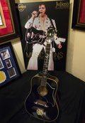 Rekordowa cena gitary Presleya na aukcji w Nowym Jorku