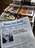 """""""Buenos Aires Herald"""" po 140 latach przestaje się ukazywać jako dziennik"""