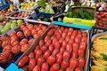 Warzywa i owoce sprzedawane na bazarach nie są zdrowsze, niż te dostępne w sklepach