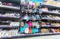 KAS znalazła podrabiane buty sportowe w paczkach z Chin