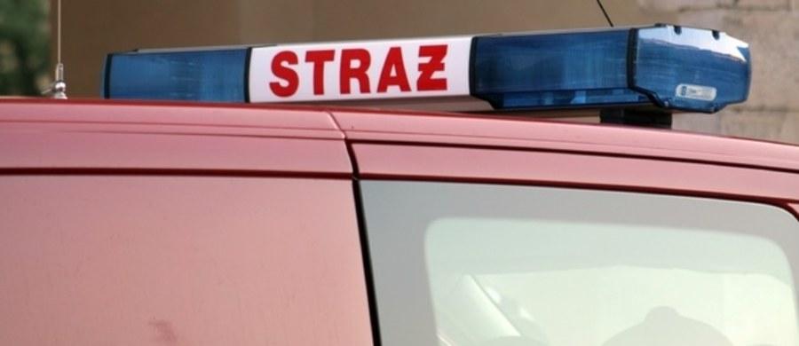 Około 400 osób ewakuowano z akademika Olimp przy ul. Rostafińskiego w Krakowie. Doszło tam do pożaru serwerowni.
