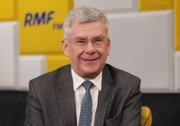 Karczewski o ustawie dyscyplinującej sędziów: Najważniejszy jest cel – uporządkować system