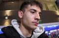 Jakub Moder (Lech Poznań) po meczu z Arką Gdynia. Wideo