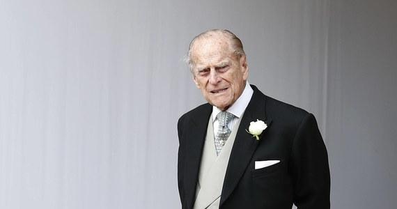 98-letni książę Filip jest w szpitalu - potwierdził Buckingham Palace. Przebywa tam na obserwacji.