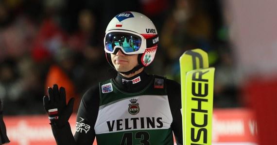 Kamil Stoch wygrał konkurs Pucharu Świata w skokach narciarskich w Engelbergu. Drugie miejsce w Szwajcarii zajął Austriak Stefan Kraft, a trzecie Niemiec Karl Geiger. Na ósmej pozycji uplasował się Piotr Żyła.
