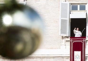 Papież: Niech Boże Narodzenie będzie dla wszystkich okazją do braterstwa