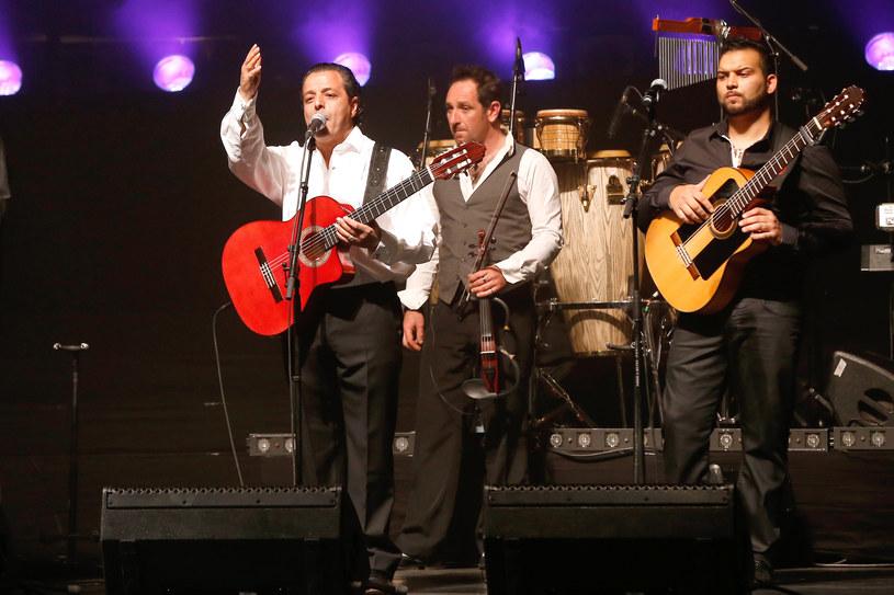Współzałożyciel legendarnej francuskiej grupy Gypsy Kings grał dla największych gwiazd. Teraz zagra na Sylwestrze Marzeń z Dwójką ze swoim zespołem Chico & the Gypsies.