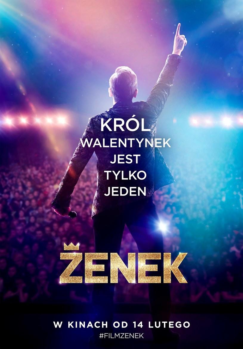 TVP zaprezentowała plakat oraz teaser filmowej biografii Zenka Martyniuka. Rozczaruje się jednak ten, kto myślał, że w zapowiedzi produkcji zobaczy choć jedno ujęcie z filmu.
