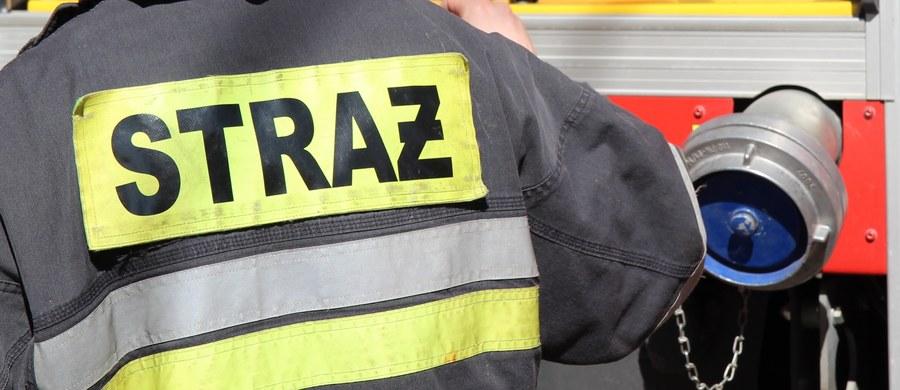Koło Oświęcimia doszło do wypadku wozu strażackiego. Informację o tym zdarzeniu dostaliśmy na Gorącą Linię RMF FM.