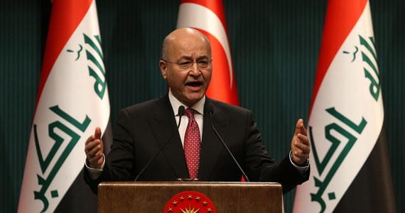 Prezydent Iraku Barham Salih odmówił desygnowania na premiera kandydata wysuniętego przez blok al-Fatah. Podkreślił, że woli podać się do dymisji, niż wyznaczyć na szefa rządu osobę, która byłaby odrzucona przez protestujących Irakijczyków.