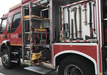 Podczas świąt w pożarach zginęło 8 osób