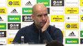 Premier League. Guardiola: Musimy myśleć o drugim miejscu. Wideo