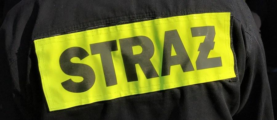 Dwie osoby trafiły do szpitala po pożarze w budynku wielorodzinnym w Dziewokluczu w powiecie chodzieskim (Wielkopolskie). Wstępnie ustalono, że w kotłowni budynku zapaliły się opary łatwopalnej substancji.