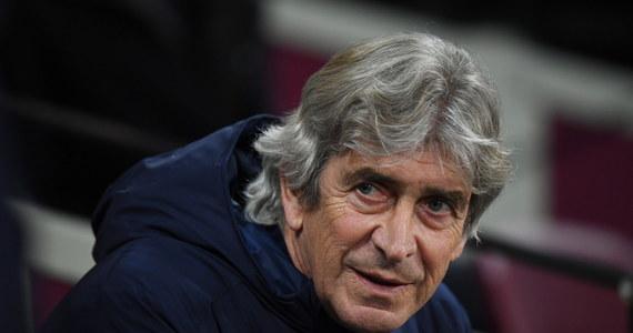 Premier League. Manuel Pellegrini nie jest już trenerem West Ham - Sport w INTERIA.PL