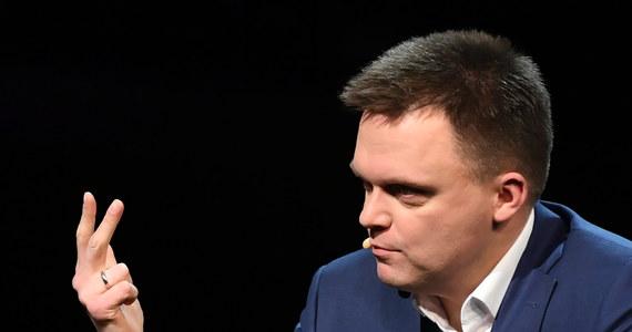 """""""Michał Kobosko jest naturalnym kandydatem na szefa sztabu w momencie, w którym rozpocznie się kampania"""" - poinformowała współpracująca z Szymonem Hołownią Anna Mazurek."""