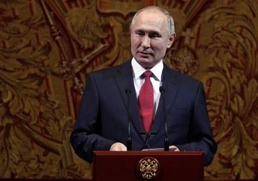 Putin podziękował Trumpowi za pomoc w udaremnieniu zamachu