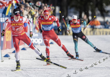 Tour de Ski: Johaug najlepsza w biegu na 10 km