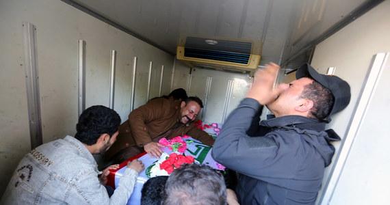 UE potępia naloty USA na siły koalicji walczącej z Państwem Islamskim (IS) w Iraku i jest zaniepokojona atakiem na ambasadę USA w Bagdadzie - oświadczył we wtorek rzecznik Europejskiej Służby Działań Zewnętrznych Peter Stano.