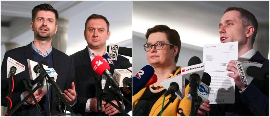 """Posłowie Koalicji Obywatelskiej zapowiedzieli zawiadomienie prokuratury o podejrzeniu popełnienia przez zarząd Polskiej Fundacji Narodowej przestępstwa w związku z wydatkami PFN. Zaapelowali również do premiera o likwidację Fundacji, która ich zdaniem nie realizuje celów, dla jakich została powołana, i niewłaściwie wydaje pieniądze. """"Pełnej informacji (…), na co Polska Fundacja Narodowa wydaje pieniądze"""" zażądali od wicepremierów Jacka Sasina i Piotra Glińskiego posłowie Lewicy. """"Trzeba postawić pytanie, jakie pożyteczne cele spełniała Polska Fundacja Narodowa, bo chyba nie jest niczym pożytecznym wydawanie dziesiątków milionów złotych na rejsy wokół globu czy na spotkania ze sławnymi ludźmi"""" - komentował Krzysztof Śmiszek."""