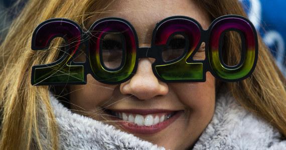 Amerykanie spierają się o rok 2020 - czy rozpoczęła się nowa dekada?