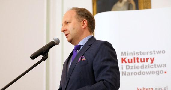 Andrzej Szczerski dyrektorem Muzeum Narodowego w Krakowie